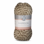 Fair Isle Harrison Yarn - Light Mocha