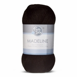 Fair Isle Madeline Yarn - Black