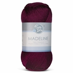 Fair Isle Madeline Yarn - Burgundy