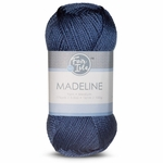 Fair Isle Madeline Yarn - Denim
