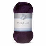 Fair Isle Madeline Yarn - Plum
