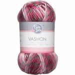 Fair Isle Vashon Yarn - Berry Mist