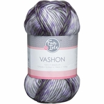 Fair Isle Vashon Yarn - Plum Mist
