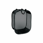 Foldable Standing Carry All - Black