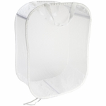 Foldable Standing Carry All - White
