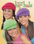 Hip Hats To Crochet Book