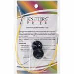 "Knitters Pride Interchangeable Cord 8"" Yellow (16"" w/tips)"