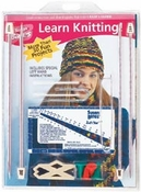 Knitting Made Easy Learning Kit - Red Heart (Clearance)