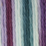 Lily Sugar'n Cream Ombre Yarn Big Ball - Crown Jewels Ombre