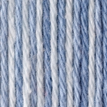 Lily Sugar'n Cream Yarn Cone - Faded Denim
