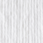Lily Sugar'n Cream Yarn Cone - White