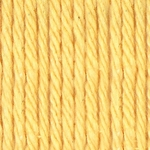 Lily Sugar'n Cream Yarn Cone - Yellow