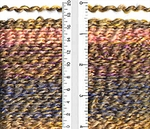 Lion Brand Homespun Yarn - Praline Stripes