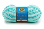 Lion Brand Ice Cream Big Scoop Yarn - Mint