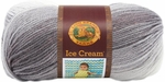 Lion Brand Ice Cream Yarn - Cookies & Cream