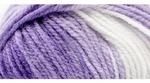Lion Brand Ice Cream Yarn - Grape