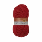 Lion Brand Lions Pride Woolspun Yarn - Red