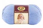 Lion Brand Pound Of Love Baby Yarn - Bluebell