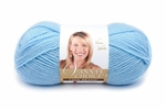 Lion Brand Vanna's Choice Yarn - Light Blue