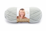 Lion Brand Vanna's Choice Yarn - Pale Grey