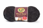 Lion Brand Wool Ease Thick & Quick Bonus Bundle - Charcoal