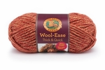 Lion Brand Wool Ease Thick & Quick Bonus Bundle - Tangerine