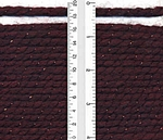Lion Brand Wool Ease Thick & Quick Yarn - Cabernet - Metallic