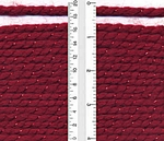 Lion Brand Wool Ease Thick & Quick Yarn - Poinsettia - Metallic