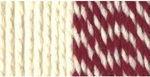 Lion Brand Wool Ease Thick & Quick Yarn - Red Beacon