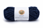 Lion Brand Wow Yarn - In The Navy