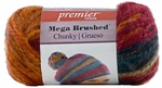 Mega Brushed Chunky Yarn