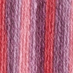 Patons Decor Yarn - Florals Variegated