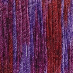 Patons Metallic Yarn - Purple Rain