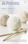 Patons Next Steps One - Knitting Guide Book