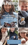 Patons Next Steps Seven - Knit Mittens & Gloves Book