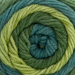 Premier Sweet Roll Yarn - Mint Swirl