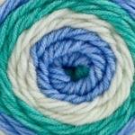 Premier Sweet Roll Yarn - Spearmint Pop