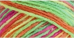 Red Heart Super Saver Yarn - Day Glow