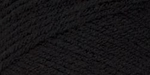 Red Heart Super Saver Solid Yarn - Black