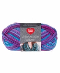 Red Heart Unforgettable Waves Yarn - Grapeberry