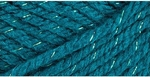 Red Heart With Love Metallic Yarn - Teal