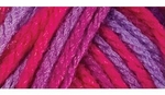 Red Heart With Love Yarn - Plum Jam