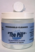 "What a CONCEPT! ""The Pill""  Windshield Cleaner"