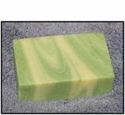 BALSAM SWIRL SOAP - 12/ 3.5 oz Bars - Out of Stock