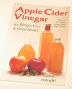 BOOK, APPLE CIDER VINEGAR - 1 Book