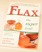 BOOK, FLAX THE SUPER FOOD - 1 Book