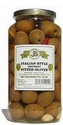 Organic ITALIAN OLIVES - 2/ 20 oz Jars