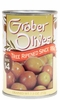 Natural - TREE RIPENED CANNED OLIVES - 12/ 7.5 oz Cans