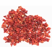 "Organic 3/8"" DICED RED BELL PEPPER - 2 LBS"
