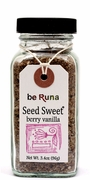 Organic BERRY VANILLA SEED SWEET - <font size=+1>6/</font size>  3.2 OZ Bottles